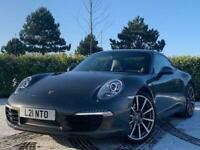 2014 Porsche 911 3.4 CARRERA PDK 2d 350 BHP Coupe Petrol Semi Automatic