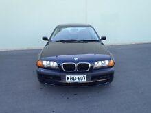 1999 BMW 318I E46 Midnight Blue 4 Speed Auto Steptronic Sedan Hendon Charles Sturt Area Preview