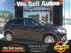 2016 Mitsubishi RVR SE *BTOOTH *HTD SEATS *MP3 *REARVIEW CAM