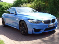 2015 64 BMW 4 SERIES 3.0 M4 2d AUTO 426 BHP * FULL SERVICE RECORD, used for sale  Sighthill, Edinburgh