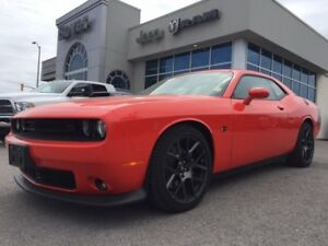 2017 Dodge Challenger 392 Scat Pack | 6.4L | Loaded
