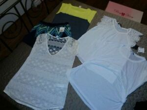LOT OF 5 BRAND NEW M/L ITEMS $25 EACH OR ALL FOR $100