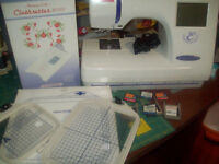 Janome 300E Embroidery Machine