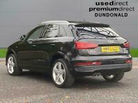 2015 Audi Q3 2.0 Tdi [184] Quattro S Line Plus 5Dr S Tronic Auto Estate Diesel A