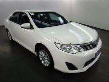 2013 Toyota Camry ASV50R Altise White 6 Speed Automatic Sedan Albion Brimbank Area Preview