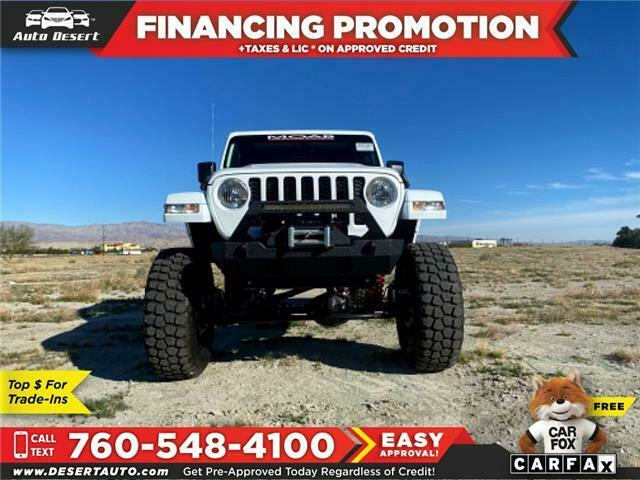 2020 Jeep Gladiator Sport S very special a lot of extra