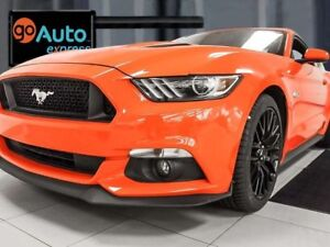 2015 Ford Mustang GT- power drivers seat with a push start and M
