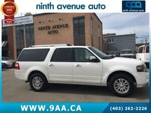 2012 Ford Expedition MAX Limited 4dr 4x4, Leather