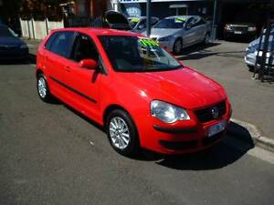 2008 Volkswagen Polo Hatchback New Town Hobart City Preview
