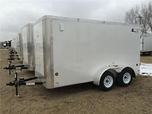 New Southland/Royal Lightning 6x12 Tandem Enclosed Trailer