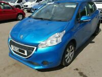 PEUGEOT 208 ACCESS PLUS SALVAGE PROJECT CAR not fiesta corsa Clio focus note Passat megane
