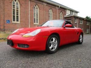 2002 Porsche Boxster Convertible ONLY $13,997