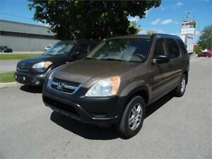 2004 Honda CR-V LX AWD Air-Mags-Grp Elec