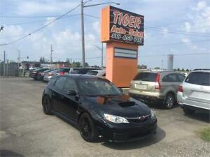 2008 Subaru Impreza WRX STI TURBO**ONLY 149 KMS**6 SPD***HATCH