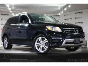 2013 Mercedes Benz M-Class ML 350 BlueTEC