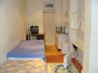 Single Bedsit For Rent+All bills Included @ £500PCM +5 mins walk to Southall BR Station & Broadway
