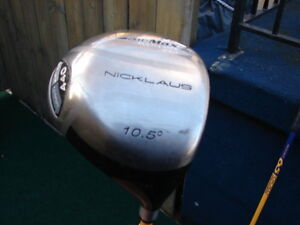 Men's Right Hand Golf sets Nicklaus Sarnia Sarnia Area image 4