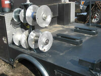 Portable Welding Deck