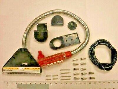 Wunder Bar Wunder-bar Bar Gun M412 Button 36 Model M4-12640rsn3