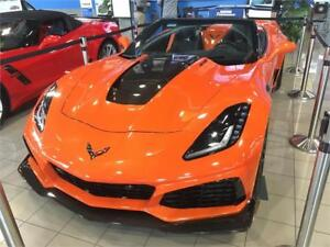 2019 Chevrolet Corvette ZR1 3ZR CONVERTIBLE AVAILABLE NEW