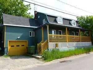 Maison à louer $900 négociable à Portneuf (région de Québec)