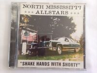Shake Hands with Shorty, by The North Mississippi Allstars
