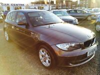 2008 BMW 1 SERIES DIESEL LEATHER MASSIVE SPEC F S H