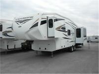 2011 Crossroads Cruiser CF315 5th Wheel Trailer !!!