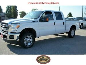2011 Ford F-250 SD XLT Crew Cab 4x4 | CERTIFIED