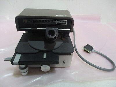 Tencor Instruments 80-00100 Sigmascan Profilometer 416877