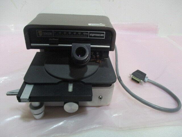 Tencor Instruments 80-00100 Sigmascan Profilometer, 416877