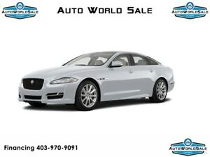 2016 JAGUAR XJ - AWD | PREMIUM PACKAGE | PANO ROOF | BROWN LEATH