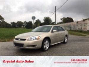 2011/Chevy Impala Lt..Safety Ready $4700+hst