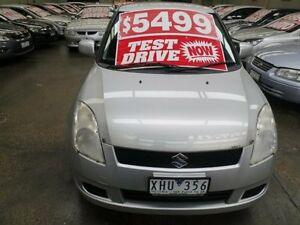 2005 Suzuki Swift EZ 5 Speed Manual Hatchback Mordialloc Kingston Area Preview