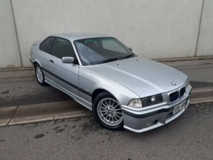 1998 BMW 318IS E36 Silver 4 Speed Automatic Coupe