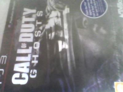 Call of Duty: Ghosts (PS3) NEW SEALED -FREE POST