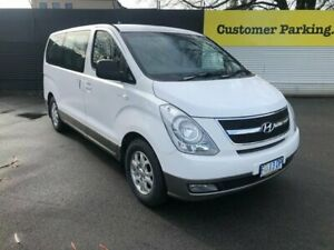 2014 Hyundai iMAX TQ-W MY13 White 4 Speed Automatic Wagon Invermay Launceston Area Preview