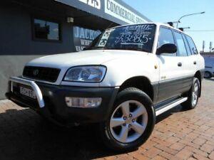 2000 Toyota RAV4 (4x4) White 4 Speed Automatic 4x4 Wagon Croydon Burwood Area Preview