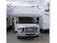 Used 2009 Forest River RV Sunseeker 2690SFord Motor Home Class C