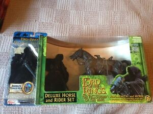 Lord of the RINGS figures MIB MOC lot 1 Orcs and more London Ontario image 4