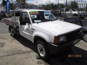 1991 Mazda B2600 Ute New Town Hobart City Preview