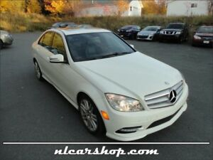 2011 Mercedes C250 2.5L V6 AWD only 37K WARRANTY - nlcarshop.com