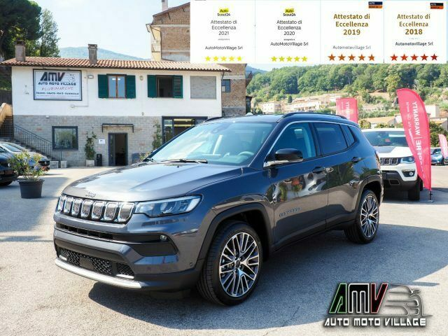 JEEP Compass 1.6 Mjt II Limited 130 Cv MY21 Restyling New Model