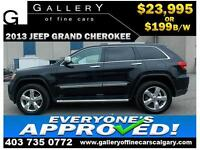 2013 Jeep Grand Cherokee 4x4 $199 Bi-Weekly APPLY NOW DRIVE NOW