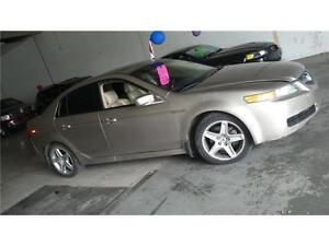 2004 Acura TL = LEATHER LOADED!!! PRICED TO SELL = $1999