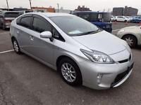 Toyota Prius 1.8 VVT-i CVT 2013MY T4 Hybrid (BIMTA CERTIFIED MILEAGE)