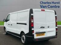 2018 Vauxhall Vivaro 2900 1.6Cdti 120Ps H1 Van Van Diesel Manual