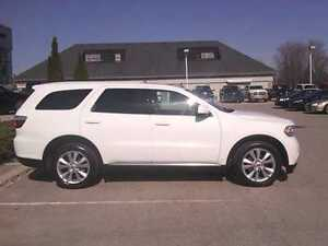 2013 Dodge Durango All wheel drive / clean with 20's! London Ontario image 8