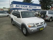 2005 Mitsubishi Pajero NP GLS LWB (4x4) White 5 Speed Manual Wagon Penrith Penrith Area Preview