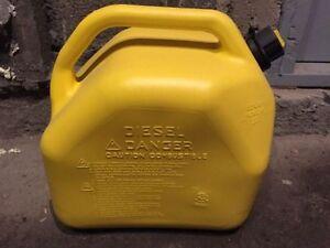 Bidon à carburant diesel, 20 L